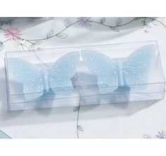 Blue Butterfly Floating Candles Set from Wedding Favors Unlimited Butterfly Birthday, Butterfly Wedding, Blue Butterfly, Wedding Beauty, Dream Wedding, Wedding Blue, Wedding Favors Unlimited, Wedding Symbols