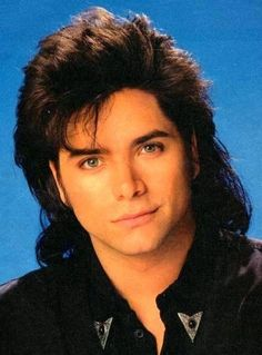 Uncle Jesse's POWERFUL mullet: | The 50 Most '90s Things That Have Ever Happened