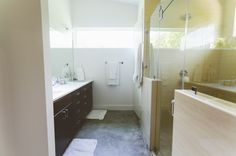 Eclectic Bathroom by Heather Banks