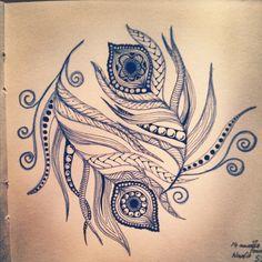 My Zendoodle 365-project, day55 by Nadik.deviantart.com on @deviantART