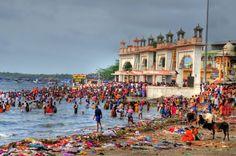 Rameshwaram  Bathing Ghat