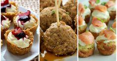 Ob für die WG-Party, ein Picknick oder einen netten Abend unter Freunden: Diese 20 Rezepte sind schnell vorbereitet und perfekt geeignet für das Fingerfoodbuffet.