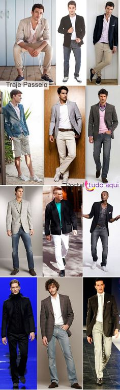 Traje masculino para festas ,os termos e o Dress Code: Como e quando Usar | Portal Tudo Aqui