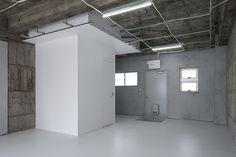 studio 2001 strips back an office in tokyo