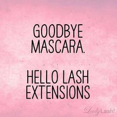 Wanting to speed up that morning routine? #goodbyemascara
