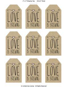 Thank You Favor Sticker - Lucky in Love - Vegas Wedding Favor ...