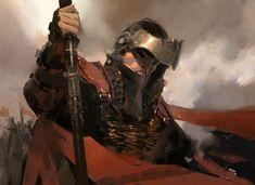Guard by medders.deviantart.com on @DeviantArt