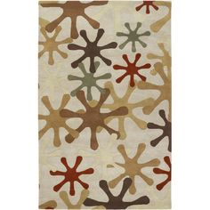 Found it at AllModern - Athena Taupe Area Rug