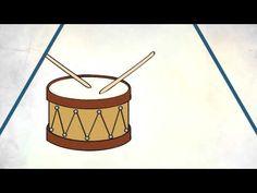 Los sonidos de los instrumentos musicales - Juego educativo - YouTube Pentatonic Scale, Teaching Music, Musicals, Youtube, How To Plan, Ideas Para, Drums, Chicago, Frases