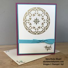 Shop for Stampin' Up! On-Line! Learn how to create simple & pretty cards. Daily card ideas, paper crafting tips, stamping videos & tutorials. Clearance, discounts.