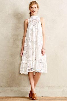 Porcelain Panel Maxi Dress - http://anthropologie.com #anthroregistry