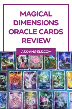 The Magical Dimensions Oracle Cards and Activators is a unique, 44-card oracle deck based on activation art created by Lightstar. Check out the full review. #oraclecards #psychic Oracle Deck, Out Of Body, Cleanse Me, Psychic Development, Affirmation Cards, Angel Cards, Spiritual Guidance, Oracle Cards, Psychic Abilities