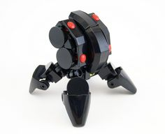 """""""Hunter"""" Security Drone by Titolian, via Flickr"""
