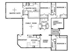 Dream floorplans