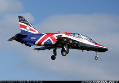 Hawker Siddeley Hawk T1A (HS-1182) aircraft picture