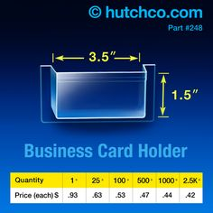 Bent acrylic logo signs peel stick brochure holders business peel stick business card sized holders are instant self sticking plastic pockets for brochure colourmoves