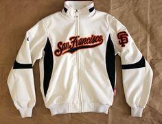 San Francisco Giants Majestic Therma Base Triple Peak Premier Womens Jacket S #sfgiants #Women #SanFranciscoGiants