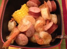 How to Make a Low Country Boil