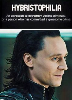 So my adoration for Moriarty & Loki is completely normal, right? Right! :D