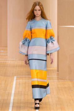 26 of the best runway looks from London fashion week spring/summer '16: Roksanda