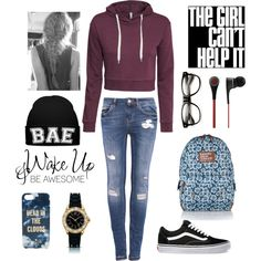 """tom-boy"" by lucy-474 on Polyvore"