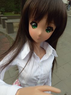 Smart Doll Ebony by HannyMiku
