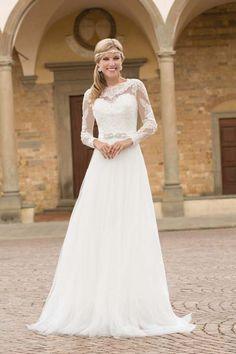Hier finden Sie die Brautkollektion 13 - Kleemeier