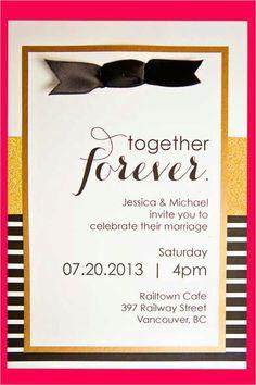 Invitation to my wedding anniversary. ..black and gold theme