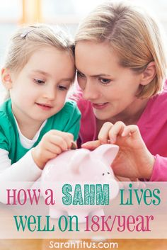 How a Single SAHM provides a great lifestyle for her family on only $18k/year