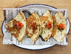 Tarta de almendra - Mis Lutier Tamarindo, Crepes, Tacos Gobernador, Sin Gluten, Vegetable Pizza, Mexican, Vegetables, Ethnic Recipes, Food
