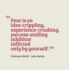 Life Quotes : why does fear exist? scientists recently came up with a theory that fear is a wa… Motivational Quotes For Life, Quotes To Live By, Love Quotes, Inspirational Quotes, Deep Quotes, Motivation Quotes, Daily Quotes, Success Quotes, The Words