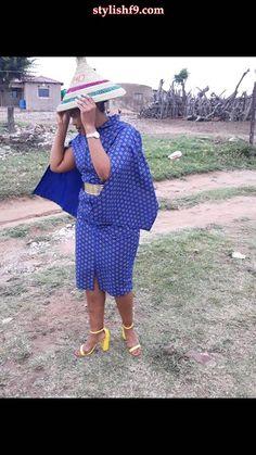 Traditional Dresses: South African 2019 • stylish f9 African Traditional Dresses, African Dress, Bathrooms, Stylish, Pattern, Fashion, Moda, Bathroom, Fashion Styles
