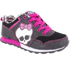 Monster High Girls Shoes New Size US Girls 2 | eBay