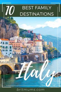 Italian ex-pat gives her tips on the best places to holiday in Italy with the family! It includes beautiful places to go, a guide and itinerary and more on Italy travel! #italy #italytravel #familytravel #britmums Italy Holiday Destinations, Family Destinations, Amazing Destinations, Italy Holidays, Great Pictures, Travel Goals, Day Trip, Italy Travel, Family Travel
