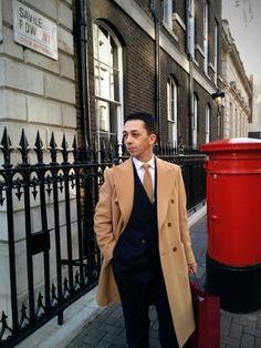 In Savile Row, London