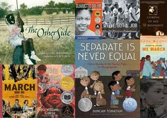 Knowing Our History to Build a Brighter Future: Books to Help Kids Understand the Fight for Racial Equality