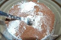 Chec cu Ciocolata - cu poze pe pasi si VIDEO - LaLena.ro Pudding, Desserts, Food, Meal, Custard Pudding, Deserts, Essen, Hoods, Dessert