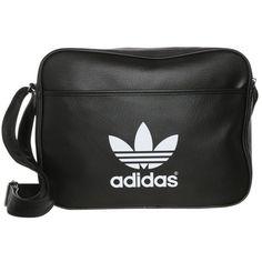 70c454cc3954 adidas Originals AIRL CLASSIC Across body bag white featuring polyvore  women s fashion bags handbags black