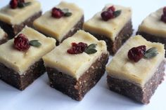 Marzipan Recipe, Marzipan Cake, Fudge, Christmas Desserts, Christmas Potluck, Xmas Food, Mini Desserts, Christmas Recipes, Christmas Time