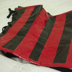 Quick and Dirty Duct Tape Corset