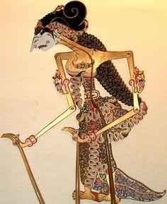 Image result for wayang perempuan
