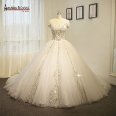 The Best Jark Tozr 2019 New Listing Princess Wedding Dresses Turkey White Appliques Pink Satin Inside Elegant Bride Gowns Plus Size Lustrous Surface Weddings & Events