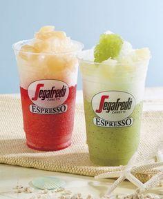 セガフレード食べて飲む新感覚フローズンドリンクフラッペグラニータ2種を夏季限定発売