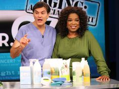 Turn Back Time: Shaklee on Oprah w/Dr. Oz on how to GET CLEAN using Shaklee. Www.naturalblonde.myshaklee.com