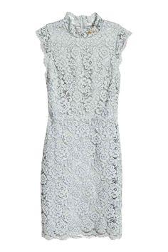 407c31e85e27 Lace dress with cap sleeves. Abito Di PizzoAbiti ...