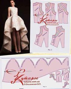 20 Free Sewing Patterns with Bunnies! Sewing Dress, Dress Sewing Patterns, Doll Clothes Patterns, Clothing Patterns, Pattern Sewing, Pattern Skirt, Sleeve Pattern, Skirt Patterns, Diy Dress