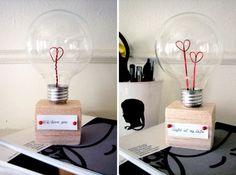 20 Brilliant Ways to Reuse Old Light Bulbs