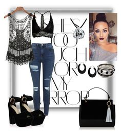 """""""I was there"""" by tmorris-tm on Polyvore featuring Rika, Bling Jewelry, Topshop and Lipsy"""