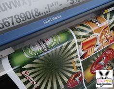 Imprimir vinilos personalizados decoración de locales