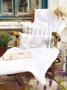 Adoro Lilás: Provence style